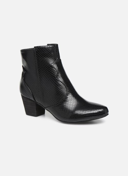 Bottines et boots I Love Shoes CAYDEN Noir vue détail/paire
