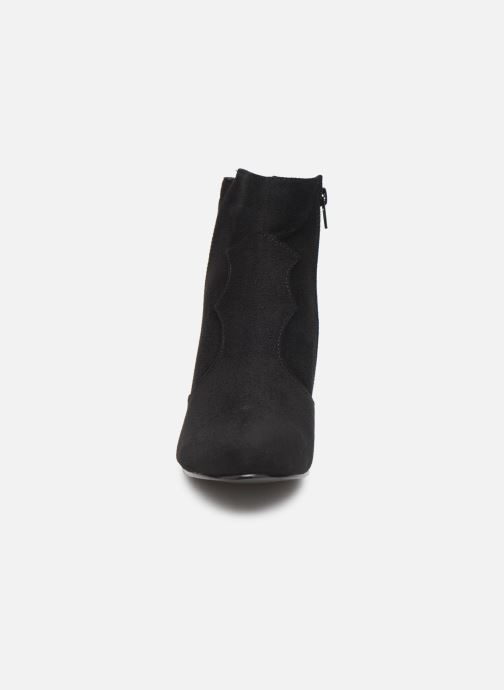Botines  I Love Shoes CAYDEN Negro vista del modelo