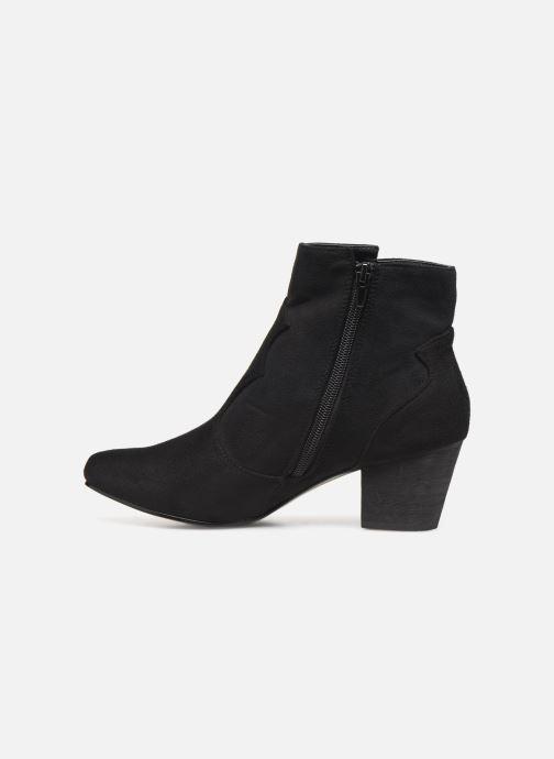 Boots en enkellaarsjes I Love Shoes CAYDEN Zwart voorkant
