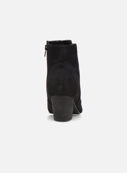 Boots en enkellaarsjes I Love Shoes CAYDEN Zwart rechts