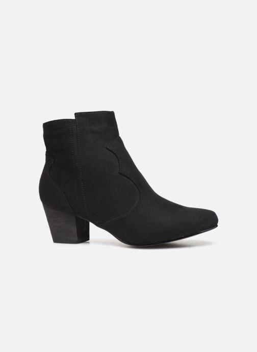 Boots en enkellaarsjes I Love Shoes CAYDEN Zwart achterkant