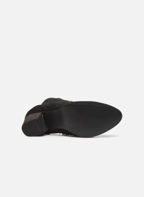 Boots en enkellaarsjes I Love Shoes CAYDEN Zwart boven