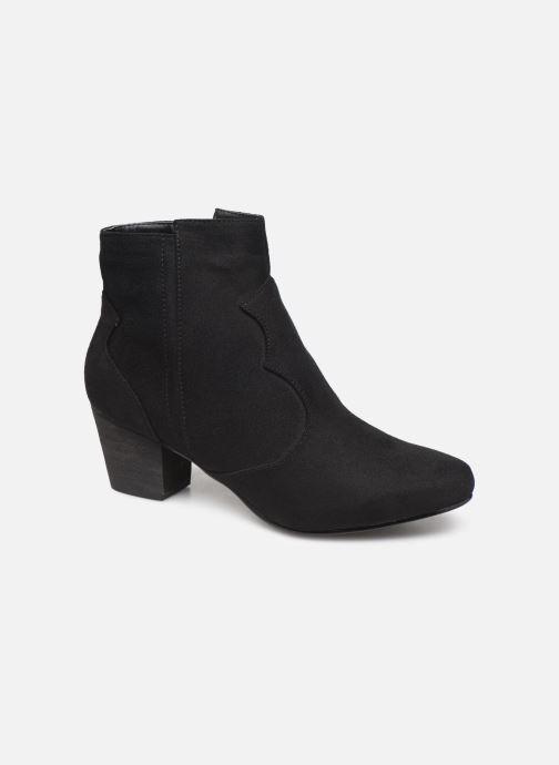 Boots en enkellaarsjes I Love Shoes CAYDEN Zwart detail