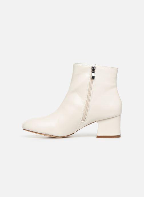 Stivaletti e tronchetti I Love Shoes CARTER Bianco immagine frontale