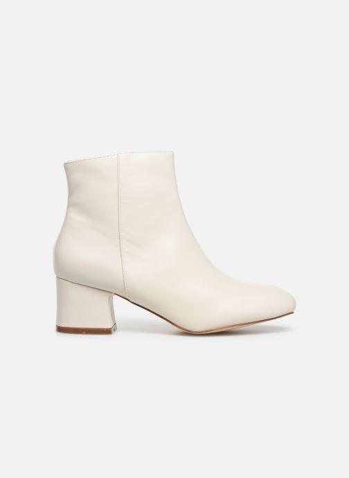 Boots en enkellaarsjes I Love Shoes CARTER Wit achterkant