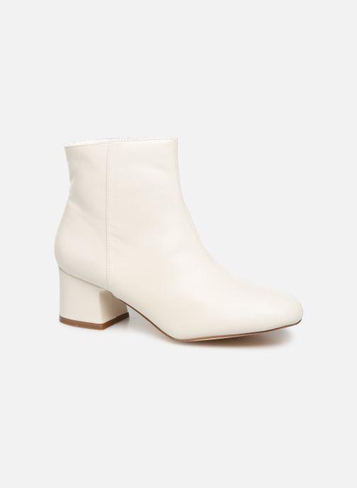 Boots en enkellaarsjes I Love Shoes CARTER Wit detail