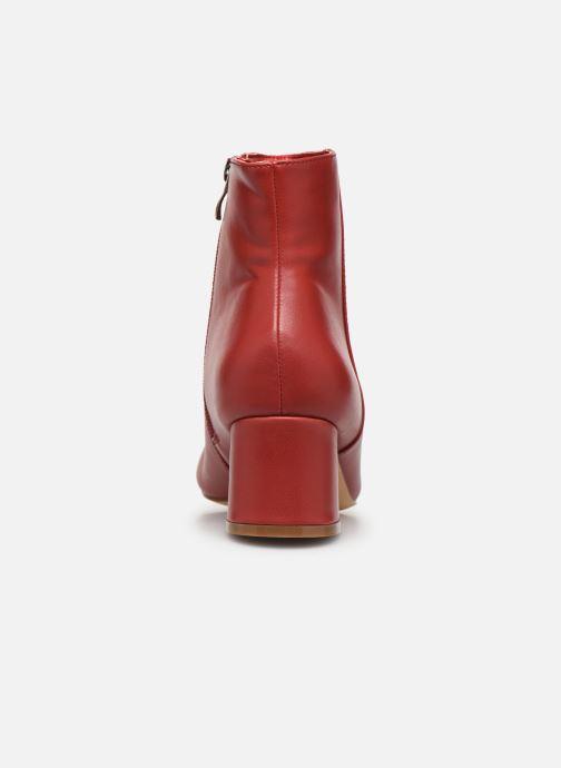 Stivaletti e tronchetti I Love Shoes CARTER Rosso immagine destra