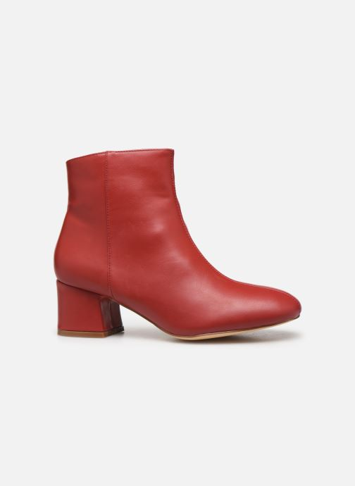 Stivaletti e tronchetti I Love Shoes CARTER Rosso immagine posteriore