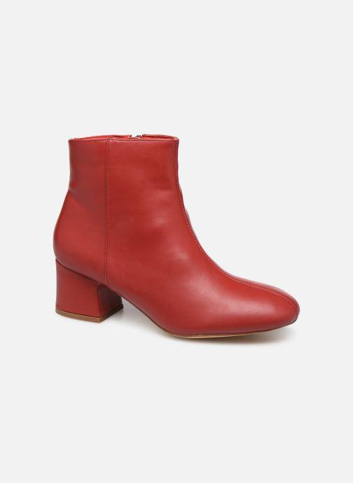 Bottines et boots I Love Shoes CARTER Rouge vue détail/paire