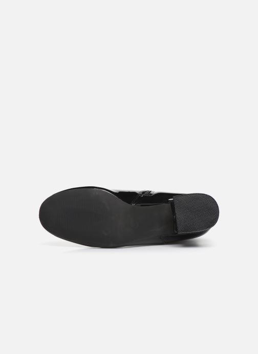 Bottines et boots I Love Shoes CARTER Noir vue haut