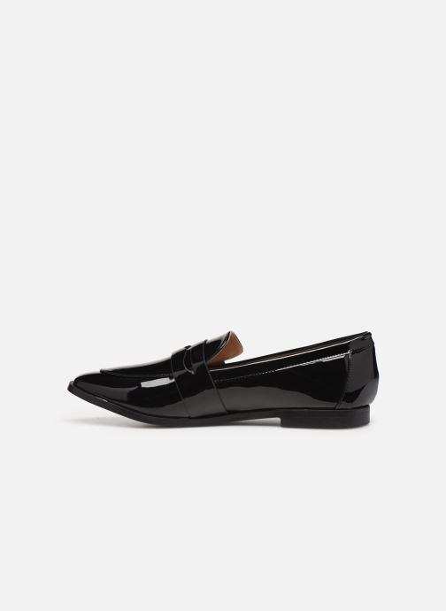 Mocasines I Love Shoes CARLYLE Negro vista de frente