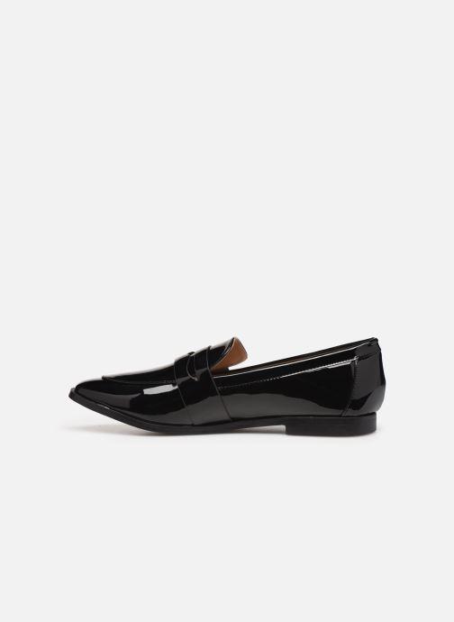 Mocasines I Love Shoes CARLYLE Negro vista de frente
