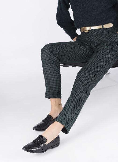 Mocassins I Love Shoes CARLYLE Noir vue bas / vue portée sac