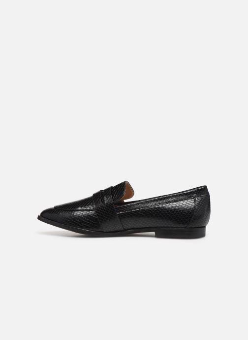 Slipper I Love Shoes CARLYLE schwarz ansicht von vorne