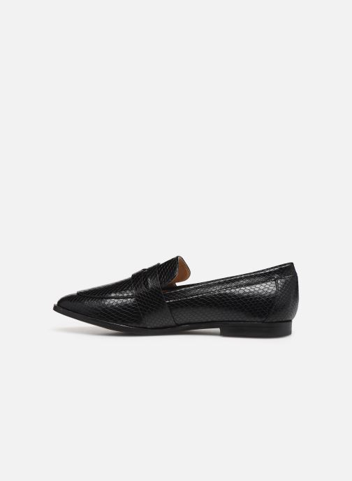 Mocassini I Love Shoes CARLYLE Nero immagine frontale