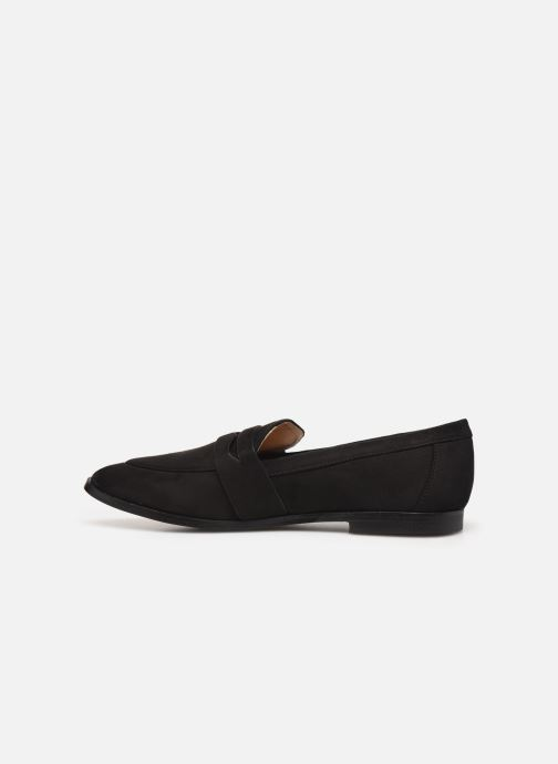 Mocassins I Love Shoes CARLYLE Noir vue face