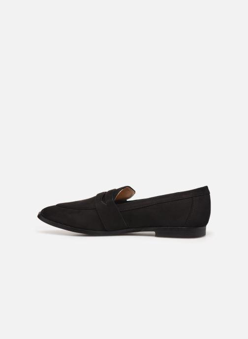 Mocassins I Love Shoes CARLYLE Noir vue face