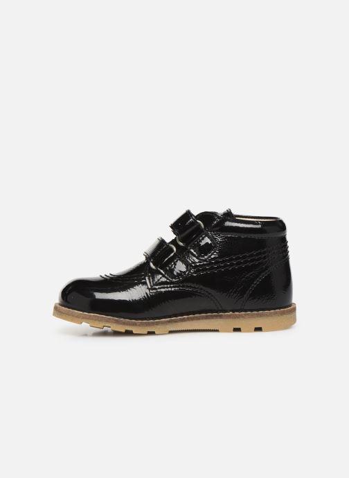 Boots en enkellaarsjes Kickers Nonomatic Zwart voorkant
