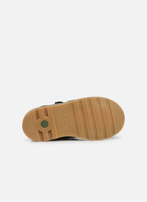 Bottines et boots Kickers Nonomatic Noir vue haut