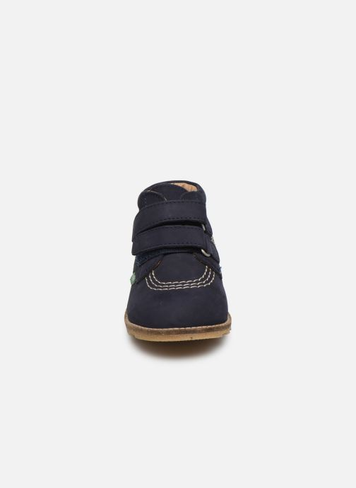 Boots en enkellaarsjes Kickers Nonomatic Blauw model