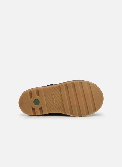 Boots en enkellaarsjes Kickers Nonomatic Blauw boven