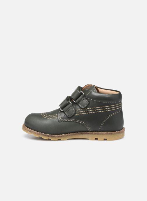 Stiefeletten & Boots Kickers Nonomatic grün ansicht von vorne