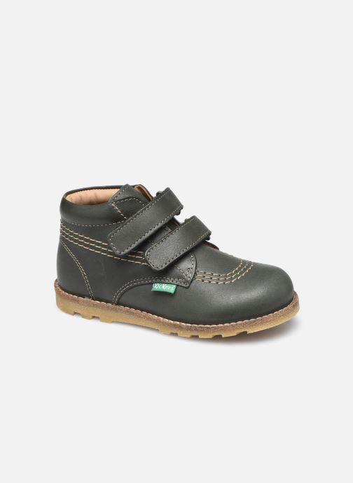 Stiefeletten & Boots Kickers Nonomatic grün detaillierte ansicht/modell