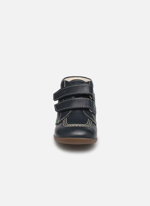 Boots en enkellaarsjes Kickers Bikro Blauw model