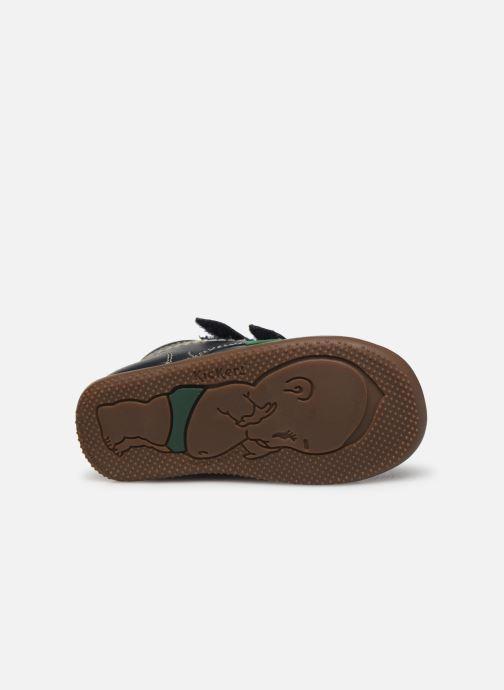 Boots en enkellaarsjes Kickers Bikro Blauw boven
