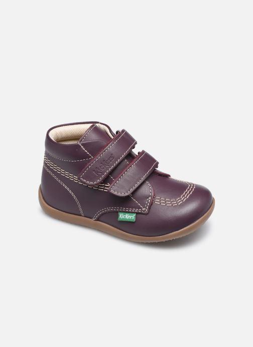 Botines  Kickers Bikro Violeta      vista de detalle / par