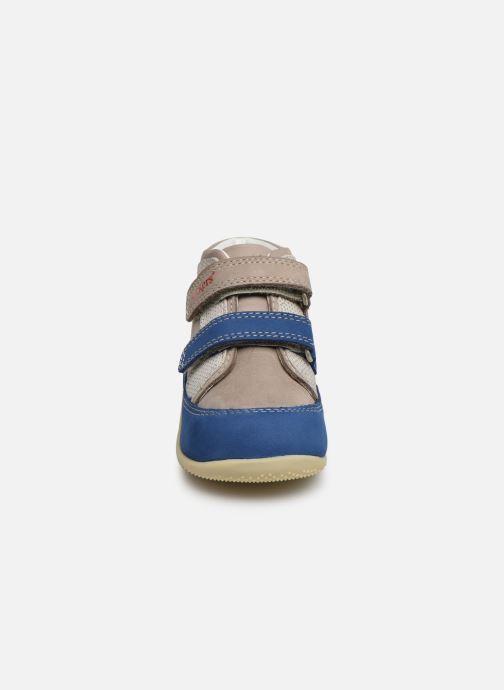 Ankelstøvler Kickers Bins Grå se skoene på