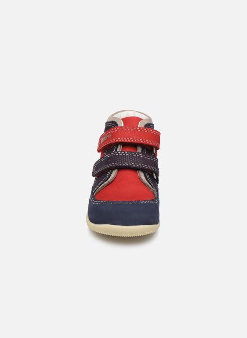 Boots en enkellaarsjes Kickers Bins Rood model