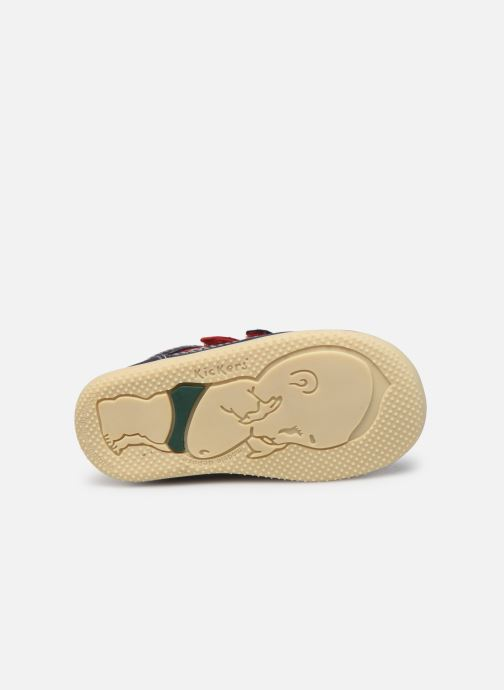 Boots en enkellaarsjes Kickers Bins Rood boven