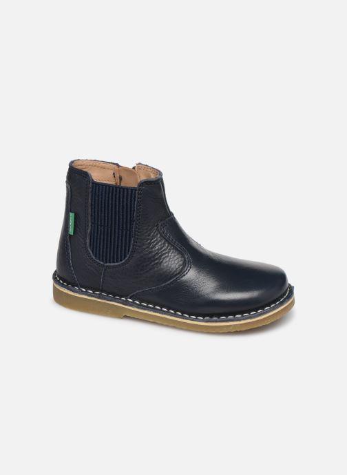 Stiefeletten & Boots Kickers Maelio blau detaillierte ansicht/modell