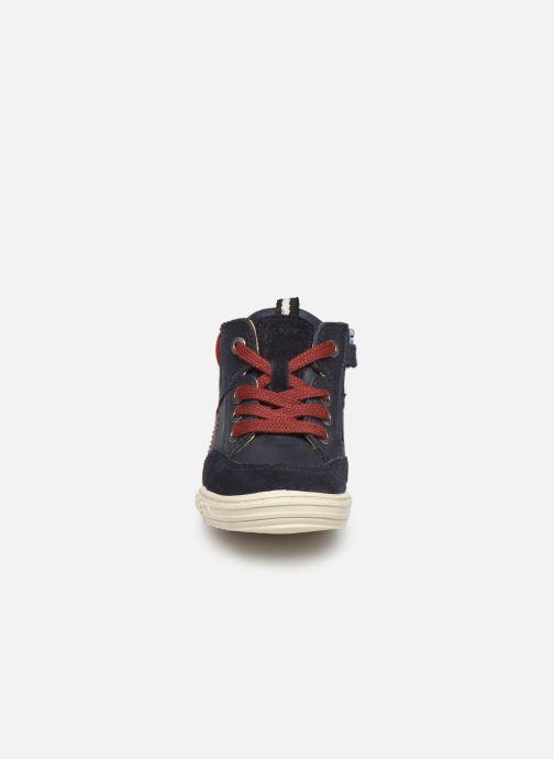 Sneakers Kickers Jad Blauw model