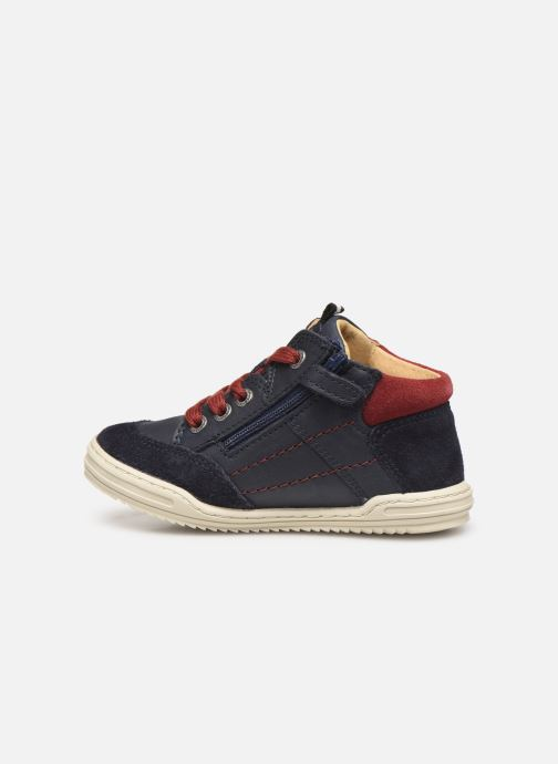 Sneakers Kickers Jad Blauw voorkant