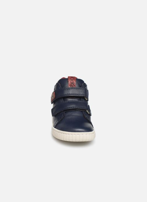 Sneakers Kickers Wip Blauw model