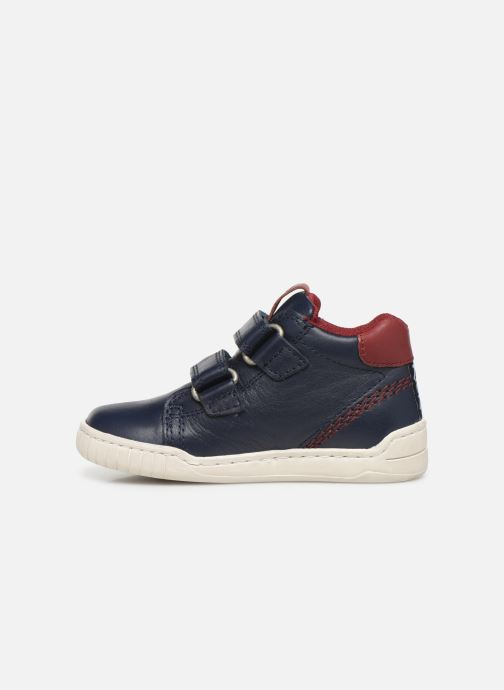 Sneakers Kickers Wip Blauw voorkant