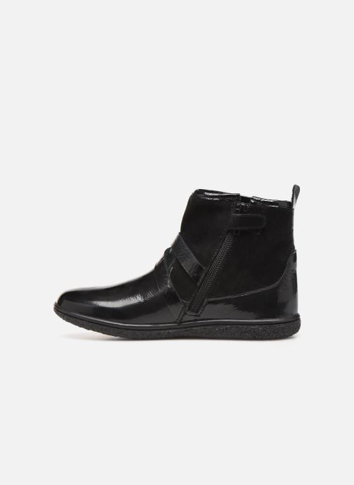 Bottines et boots Kickers Viktor Noir vue face
