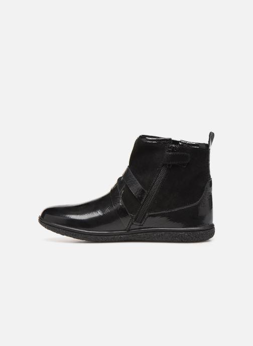 Bottines et boots Kickers Viktor Noir vue face