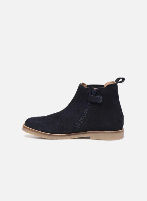 Stiefeletten & Boots Kickers Tyla blau ansicht von vorne
