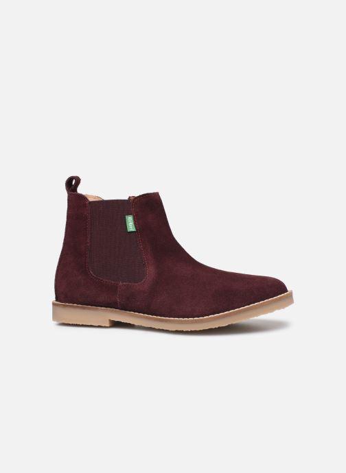Boots en enkellaarsjes Kickers Tyla Paars achterkant