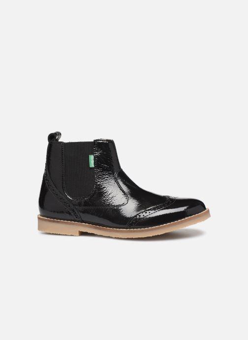 Stiefeletten & Boots Kickers Tylda schwarz ansicht von hinten