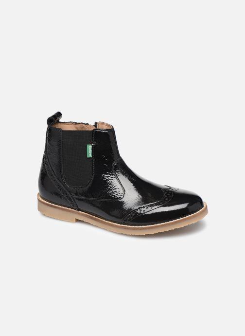 Stiefeletten & Boots Kickers Tylda schwarz detaillierte ansicht/modell