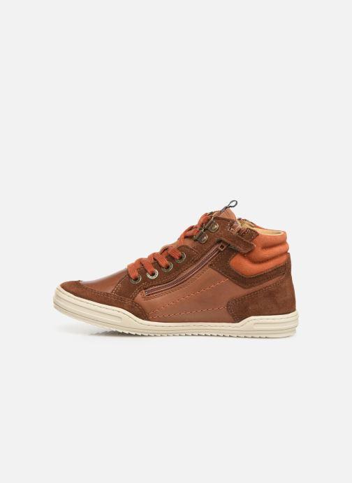 Sneakers Kickers Jake Bruin voorkant