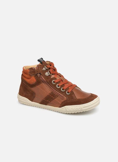 Sneakers Kickers Jake Bruin detail