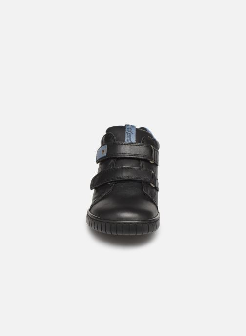 Sneakers Kickers Wip Jr Zwart model