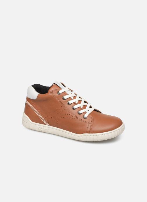 Sneakers Kickers Winley Bruin detail