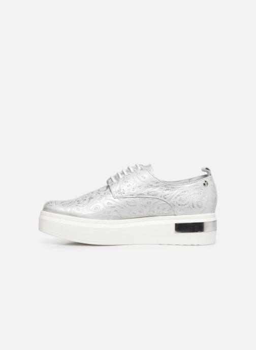 Chaussures à lacets Elizabeth Stuart Afia 809 Argent vue face