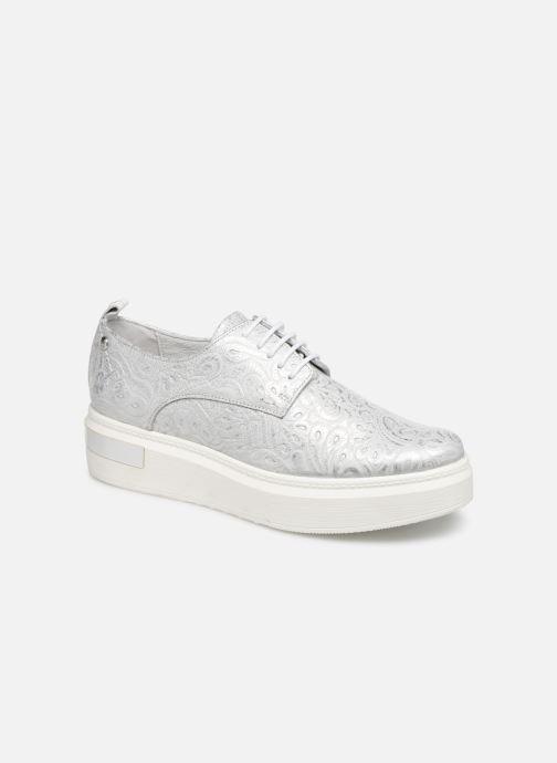 Zapatos con cordones Elizabeth Stuart Afia 809 Plateado vista de detalle / par